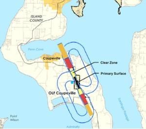 OLF Crash Zone Map