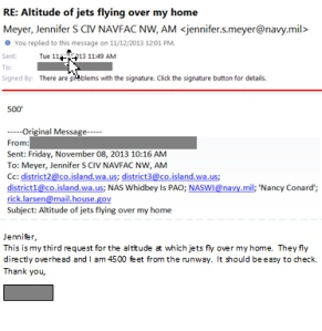 Altitude email
